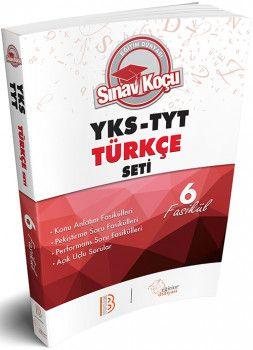 Benim Hocam YKS Türkçe Sınav Koçu Konu Anlatımlı 6 Fasikül Set