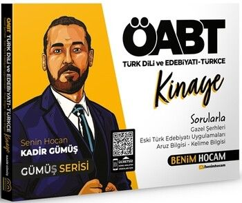 Benim Hocam2021 ÖABT Türk Dili ve Edebiyatı Türkçe Kinaye Soru Bankası