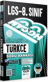 Benim Hocam2022 8. Sınıf LGS Türkçe Smart Soru Bankası