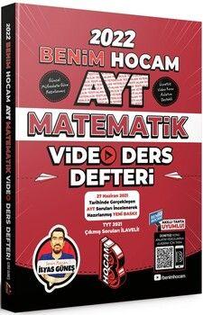 Benim Hocam2022 AYT Matematik Video Ders Defteri
