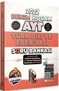 Benim Hocam2022 AYT Türk Dili ve Edebiyatı Soru Bankası
