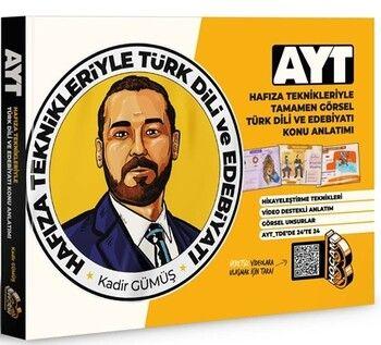 Benim Hocam2022 AYT Hafıza Teknikleriyle Türk Dili ve Edebiyatı Konu Anlatımı
