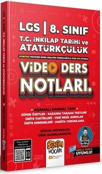 Benim Hocam2022 LGS 8.Sınıf İnkılap Tarihi ve Atatürkçülük Video Ders Notları ve Konu Anlatımı