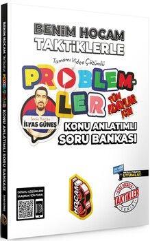 Benim Hocam2022 Tüm Adaylar İçin Taktiklerle Problemler Konu Anlatımlı Soru Bankası