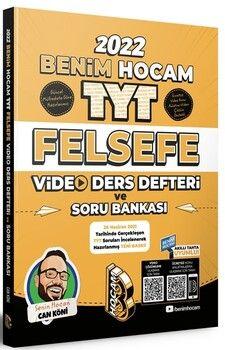 Benim Hocam2022 TYT Felsefe Video Ders Defteri ve Soru Bankası