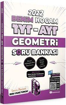 Benim Hocam2022 TYT AYT GeometriSoru Bankası