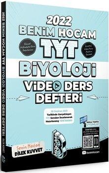 Benim Hocam2022 TYT Biyoloji Video Ders Defteri