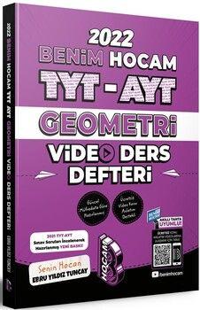 Benim Hocam2022 TYT AYT Geometri Video Ders Defteri