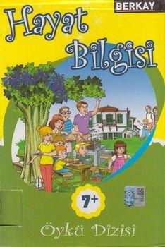 Berkay 2. Sınıf Hayat Bilgisi Öykü Dizisi 10 Kitap