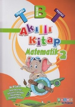 Berkay 2. Sınıf Matematik Daima Yetenek Temel Beceri Testli Akıllı Kitap