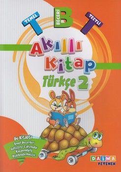 Berkay 2. Sınıf Türkçe Daima Yetenek Temel Beceri Testli Akıllı Kitap