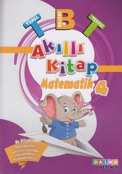 Berkay 4. Sınıf Matematik Daima Yetenek Temel Beceri Testli Akıllı Kitap