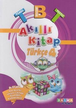 Berkay 4. Sınıf Türkçe Daima Yetenek Temel Beceri Testli Akıllı Kitap
