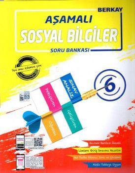 Berkay 6. Sınıf Sosyal Bilgiler Aşamalı Soru Bankası