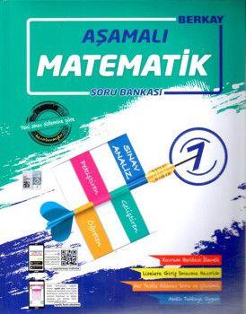 Berkay 7. Sınıf Matematik Aşamalı Soru Bankası