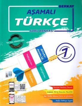 Berkay 7. Sınıf Türkçe Aşamalı Soru Bankası