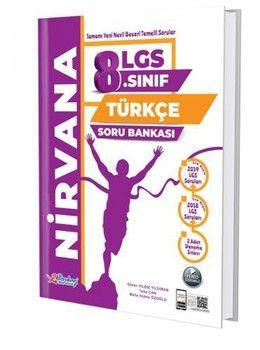 Berkay 8. Sınıf LGS Türkçe Nirvana Soru Bankası