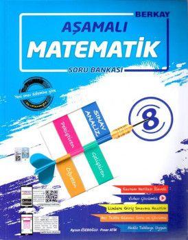 Berkay 8. Sınıf Matematik Aşamalı Soru Bankası