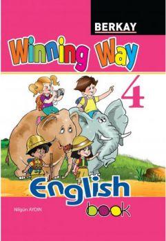 Berkay Yayıncılık 4. Sınıf Winning Way English Book