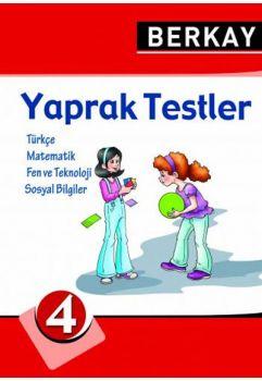 Berkay Yayıncılık 4. Sınıf Yaprak Testler