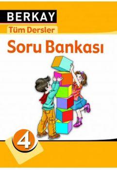 Berkay Yayıncılık 4. Sınıf Tüm Dersler Soru Bankası