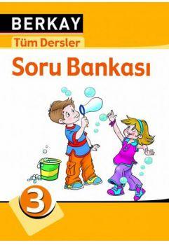 Berkay Yayıncılık 3. Sınıf Tüm Dersler Soru Bankası