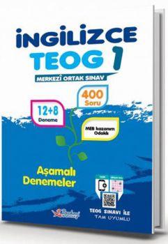 Berkay Yayıncılık 8. Sınıf TEOG 1 İngilizce Aşamalı Denemeler
