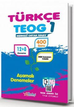 Berkay Yayıncılık 8. Sınıf TEOG 1 Türkçe Aşamalı Denemeler