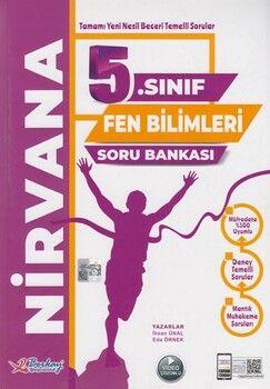 Berkay Yayıncılık 5. Sınıf Fen Bilimleri Nirvana Soru Bankası