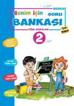 Berkay Yayıncılık 2. Sınıf Tüm Dersler Soru Bankası Çek Kopar