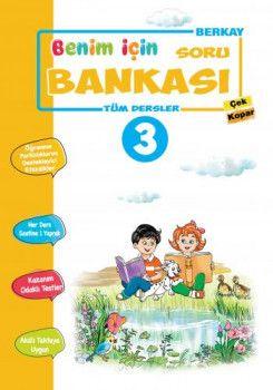 Berkay Yayıncılık 3. Sınıf Tüm Dersler Soru Bankası Çek Kopar