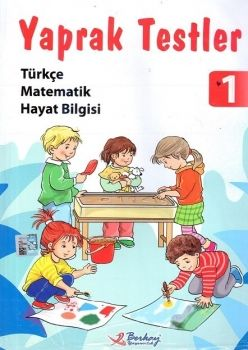 Berkay Yayınları 1. Sınıf Tüm Dersler Yaprak Test