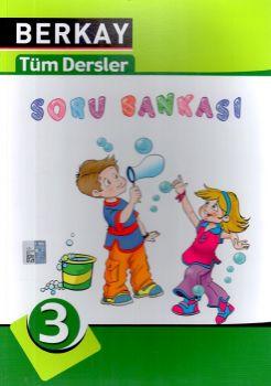 Berkay Yayınları 3. Sınıf Tüm Dersler Soru Bankası