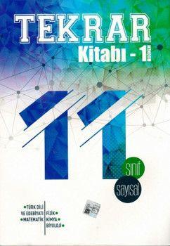 Bes yayınları 11. Sınıf Sayısal 1. Dönem Tekrar Kitabı