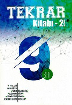 Bes Yayınları 9. Sınıf 2. Dönem Tekrar Kitabı