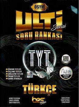 Bes Yayınları TYT Türkçe Ulti Serisi Soru Bankası