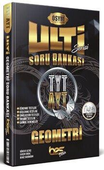 Bes Yayınları TYT AYT Geometri Ulti Serisi Soru Bankası
