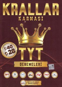 Bes Yayınları TYT Krallar Karması Denemeleri