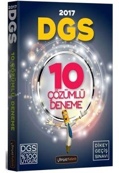 Beyaz Kalem 2017 DGS Çözümlü 10 Deneme