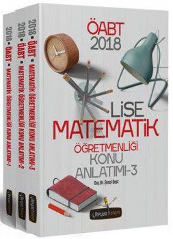 Beyaz Kalem 2018 ÖABT Lise Matematik Öğretmenliği Konu Anlatımı