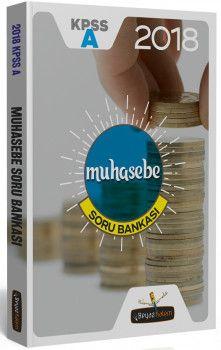 Beyaz Kalem Yayınları 2018 KPSS A Grubu Muhasebe Soru Bankası