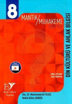 Beyin Takımı Yayınları 8. Sınıf Din Kültürü ve Ahlak Bilgisi Mantık Muhakeme Serisi
