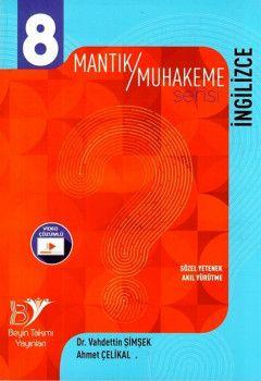 Beyin Takımı Yayınları 8. Sınıf İngilizce Mantık Muhakeme Serisi