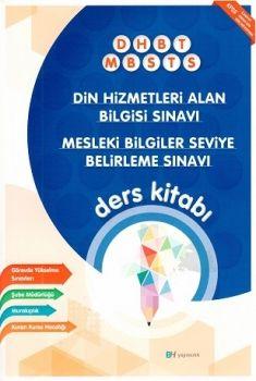 BH Yayıncılık DHBT MBSTS Din Hizmetleri Alan Bilgisi Sınavı Mesleki Bilgiler Seviye Belirleme Sınavı Ders Kitabı
