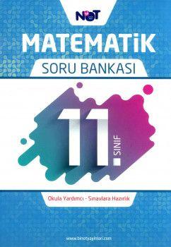 Bi Not Yayınları 11. Sınıf Matematik Soru Bankası
