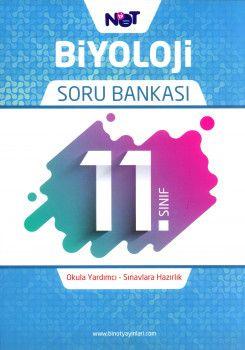 Bi Not Yayınları 11. Sınıf Biyoloji Soru Bankası