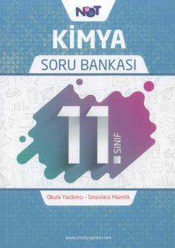 Bi Not Yayınları 11. Sınıf Kimya Soru Bankası