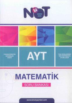 Bi Not Yayınları AYT Matematik Soru Bankası