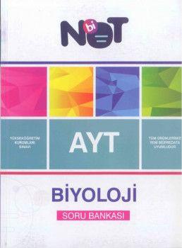 Bi Not Yayınları AYT Biyoloji Soru Bankası