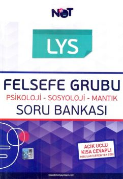 Bi Not Yayınları LYS Felsefe Grubu Soru Bankası